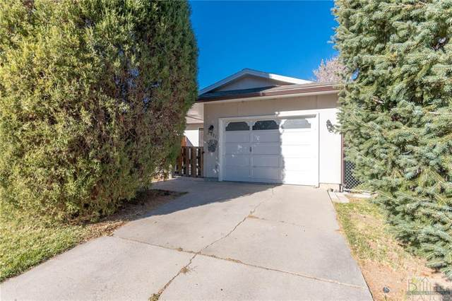 2321 & 2325 Yellowstone Avenue, Billings, MT 59102 (MLS #312156) :: Search Billings Real Estate Group