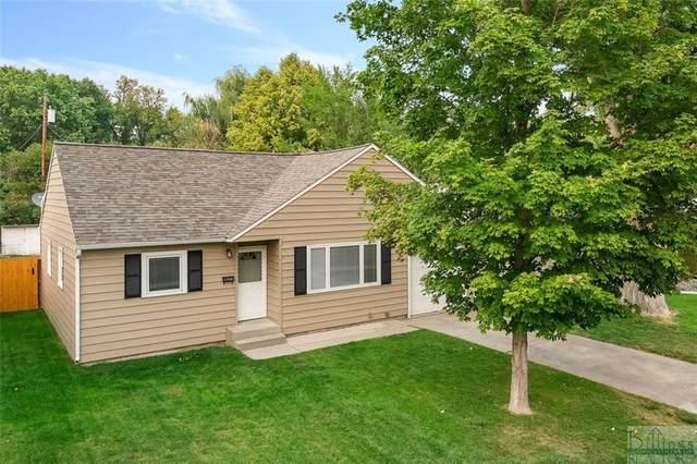 1729 Avenue E, Billings, MT 59102 (MLS #312165) :: Search Billings Real Estate Group