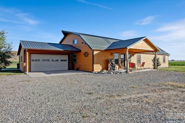 498 Corporation Road, Hardin, MT 59034 (MLS #312169) :: MK Realty