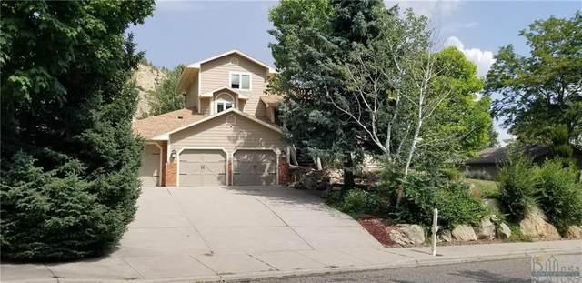 3215 3215 Reimers Park Dr., Billings, MT 59102 (MLS #312175) :: Search Billings Real Estate Group