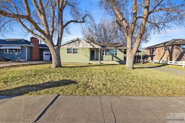 2407 Custer Ave, Billings, MT 59102 (MLS #312177) :: Search Billings Real Estate Group