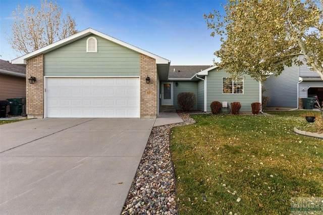 313 Delta Circle, Billings, MT 59102 (MLS #312185) :: Search Billings Real Estate Group