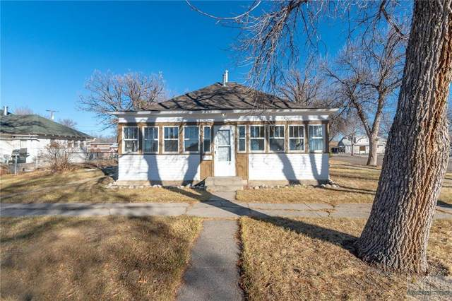 201 W 2nd Street, Laurel, MT 59044 (MLS #312188) :: The Ashley Delp Team