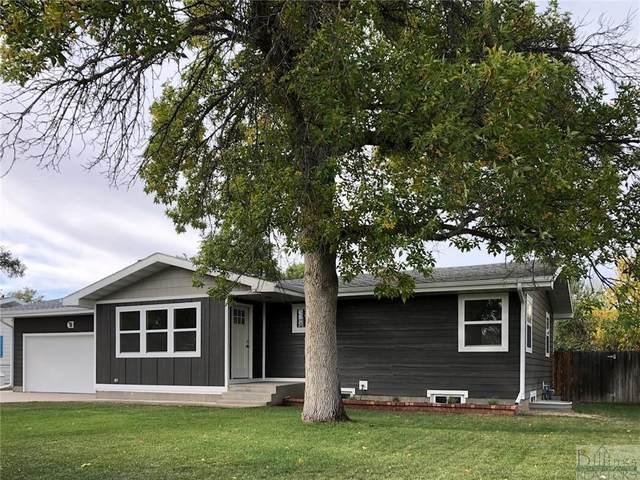 1509 Wicks Lane, Billings, MT 59105 (MLS #312193) :: Search Billings Real Estate Group