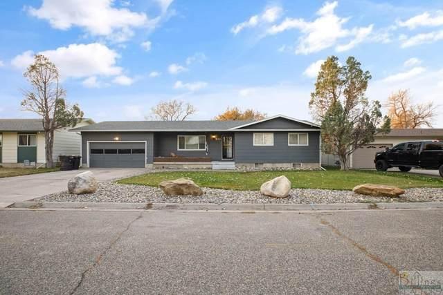 830 Anchor, Billings, MT 59105 (MLS #313196) :: Search Billings Real Estate Group