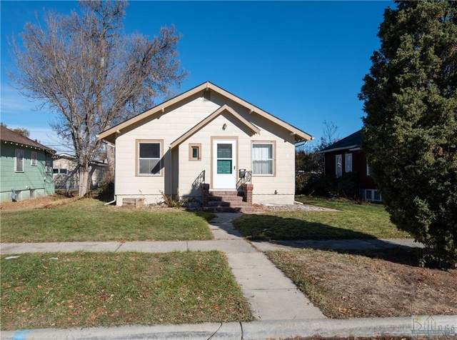 227 Custer, Billings, MT 59101 (MLS #313212) :: MK Realty