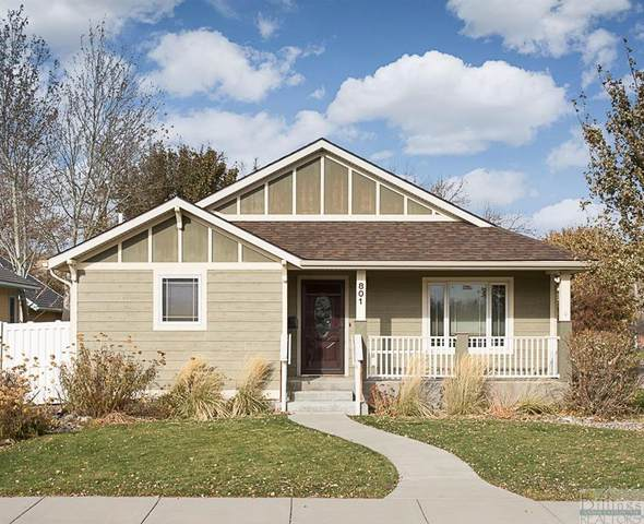 801 Avenue F, Billings, MT 59102 (MLS #313213) :: Search Billings Real Estate Group
