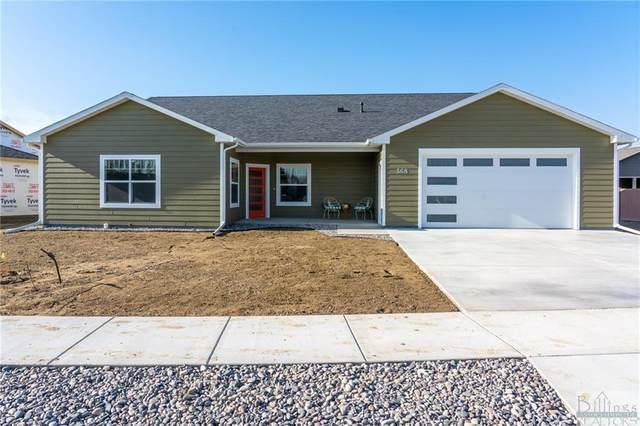 368 Fort Union, Billings, MT 59102 (MLS #313219) :: Search Billings Real Estate Group