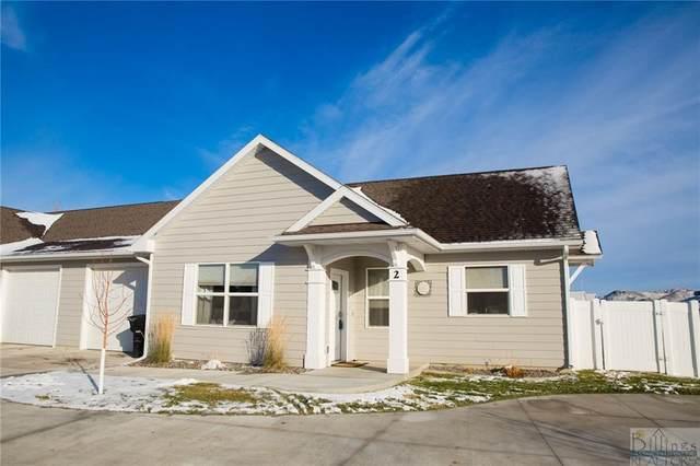5337 Patagonia Court, Billings, MT 59101 (MLS #313247) :: Search Billings Real Estate Group