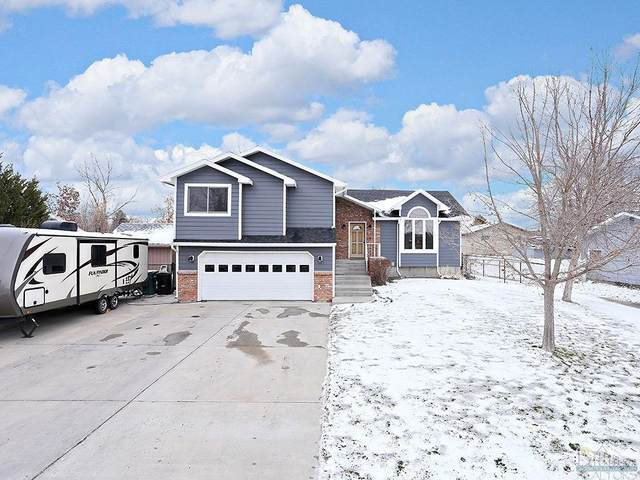 1111 Governors Blvd, Billings, MT 59105 (MLS #313249) :: The Ashley Delp Team