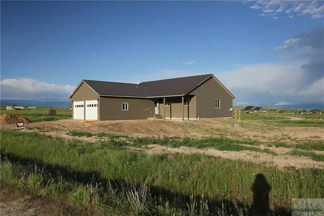 39 Laptop Loop, Roberts, MT 59070 (MLS #313281) :: MK Realty