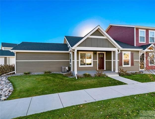 5520 Sacagawea Drive, Billings, MT 59101 (MLS #313284) :: Search Billings Real Estate Group