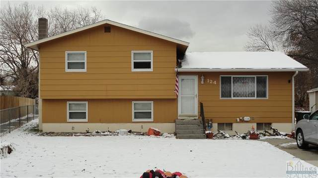 124 Rock Hill Dr., Billings, MT 59101 (MLS #313286) :: Search Billings Real Estate Group