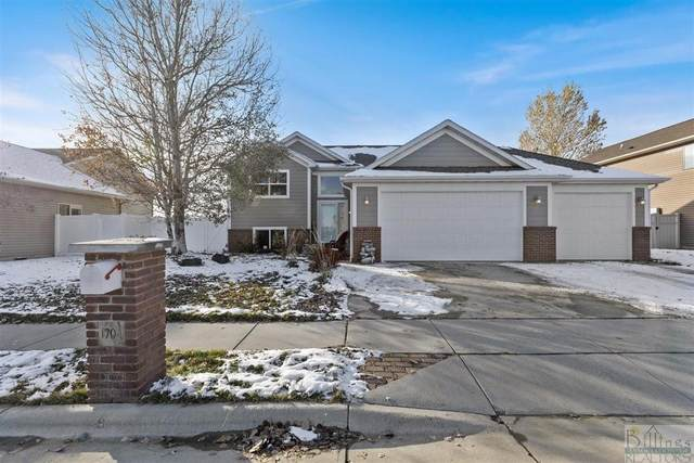 1704 Touch Stone Avenue, Billings, MT 59106 (MLS #313294) :: The Ashley Delp Team