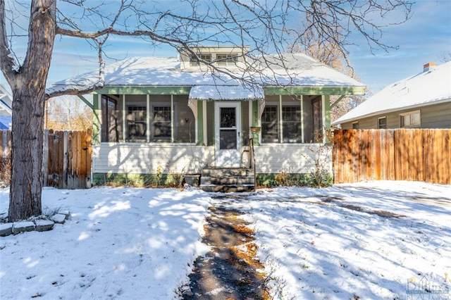 233 Burlington Avenue, Billings, MT 59101 (MLS #313296) :: Search Billings Real Estate Group
