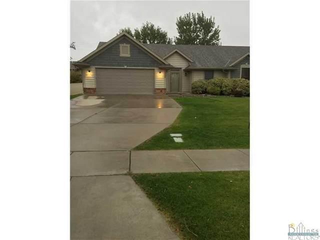1736 Gleneagles, Billings, MT 59105 (MLS #313316) :: Search Billings Real Estate Group