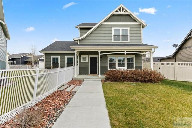 1618 Hollyhock St., Billings, MT 59101 (MLS #313322) :: Search Billings Real Estate Group