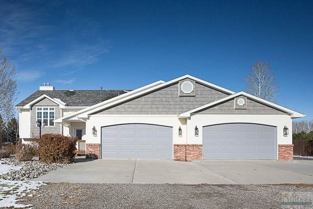5545 Hennessey Rd, Billings, MT 59106 (MLS #313327) :: Search Billings Real Estate Group