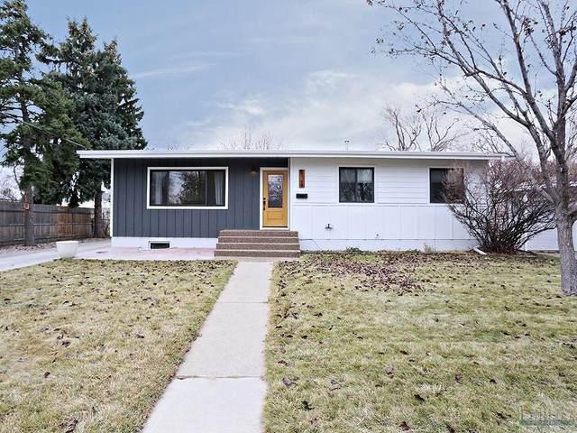 1114 23rd Street W, Billings, MT 59102 (MLS #313348) :: Search Billings Real Estate Group
