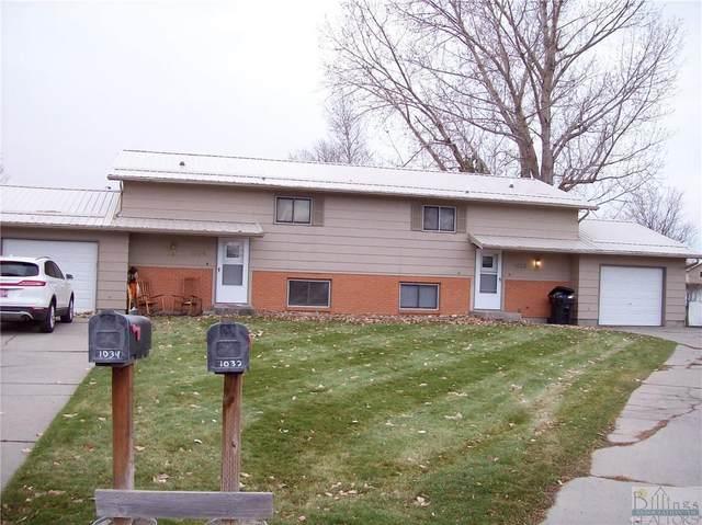 1032/1034 Wiloma Drive, Billings, MT 59105 (MLS #313351) :: Search Billings Real Estate Group