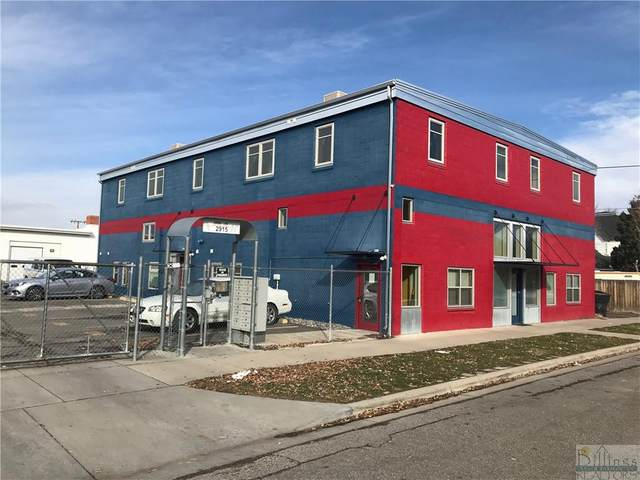 2915 2nd Ave South, Billings, MT 59101 (MLS #313352) :: The Ashley Delp Team