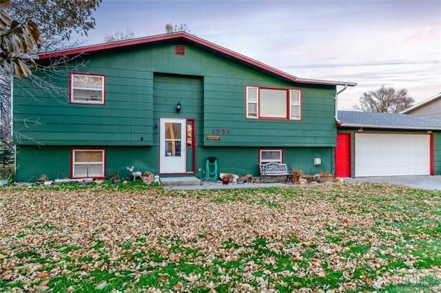 1721 Wicks Lane, Billings, MT 59105 (MLS #313355) :: Search Billings Real Estate Group