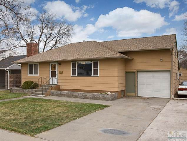 1819 Yellowstone Avenue, Billings, MT 59102 (MLS #313371) :: Search Billings Real Estate Group