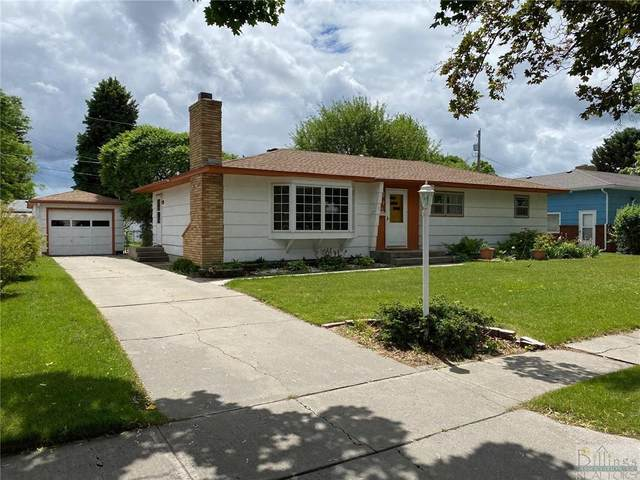 2302 Fox Drive, Billings, MT 59102 (MLS #313379) :: Search Billings Real Estate Group