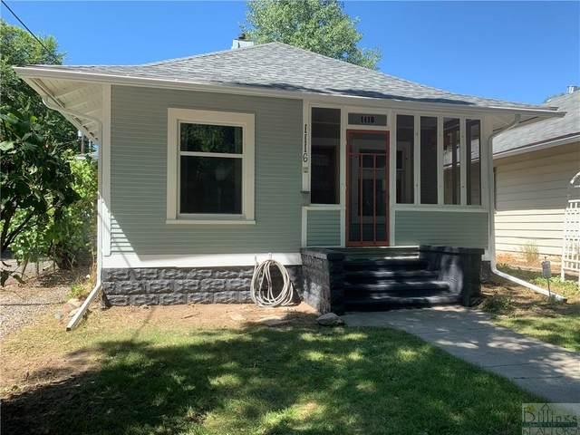 1116 2nd Street West, Billings, MT 59101 (MLS #313383) :: Search Billings Real Estate Group