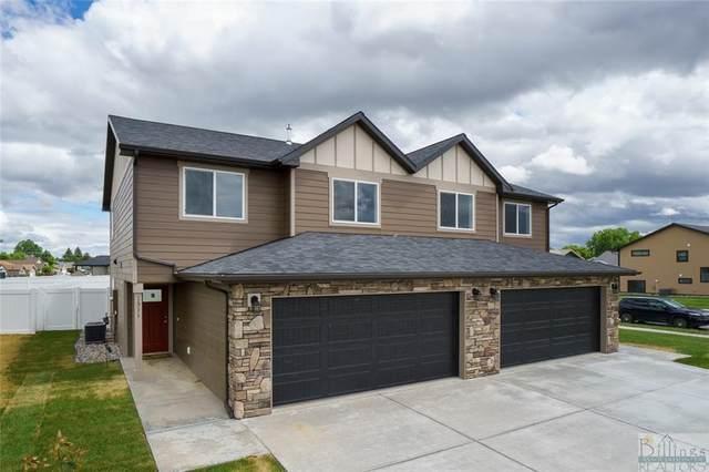 1512 Snowy River Drive, Billings, MT 59101 (MLS #313386) :: Search Billings Real Estate Group