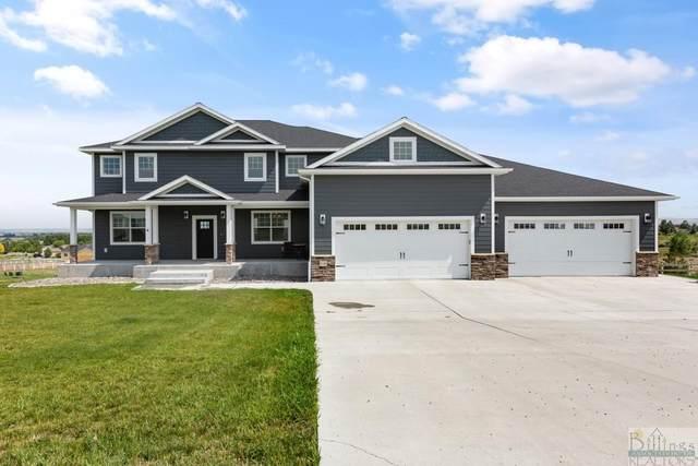 8720 Sail Fish Dr, Billings, MT 59106 (MLS #313391) :: Search Billings Real Estate Group