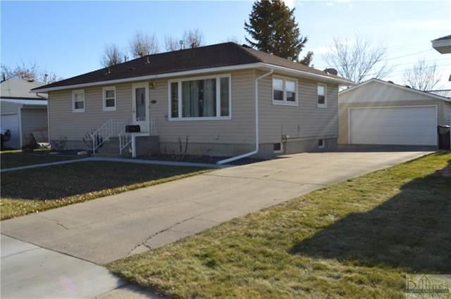4428 Jansma Avenue, Billings, MT 59101 (MLS #313395) :: Search Billings Real Estate Group