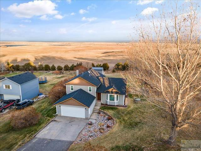 4923 Middle Valley Drive, Billings, MT 59105 (MLS #313399) :: Search Billings Real Estate Group