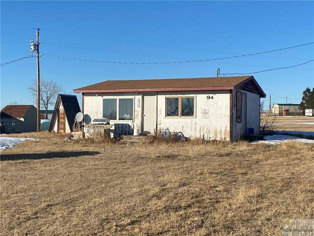 94 Walleye Way, Other-See Remarks, MT 59223 (MLS #313406) :: Search Billings Real Estate Group