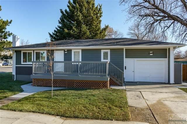 613 26th Street W, Billings, MT 59102 (MLS #313408) :: Search Billings Real Estate Group