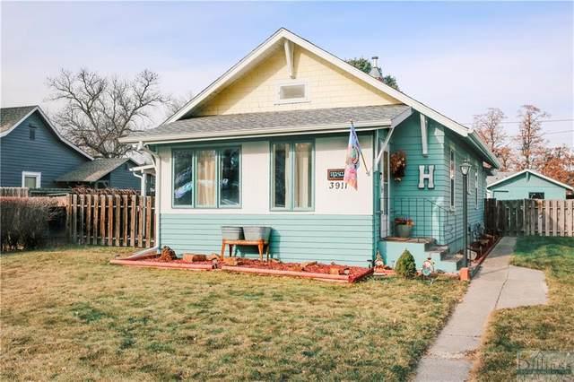 3911 3rd S, Billings, MT 59101 (MLS #313412) :: Search Billings Real Estate Group