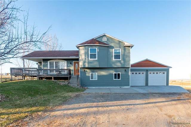 5111 Hidden View, Billings, MT 59105 (MLS #313416) :: Search Billings Real Estate Group