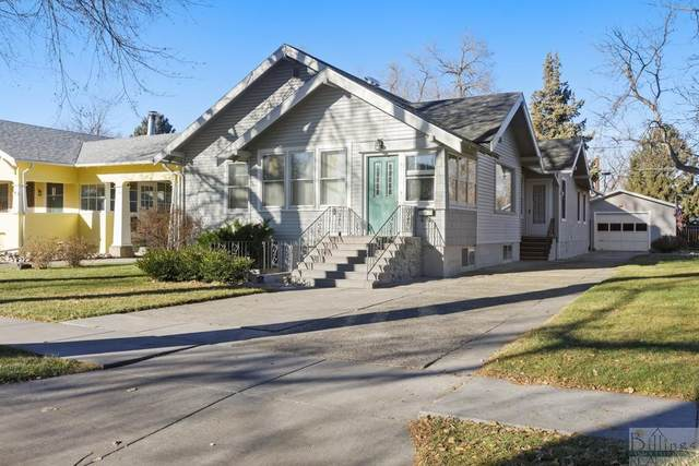 411 Clark Ave, Billings, MT 59101 (MLS #313420) :: Search Billings Real Estate Group