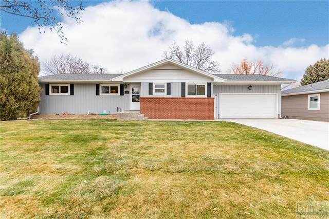 2849 Parkhill Drive, Billings, MT 59102 (MLS #313426) :: Search Billings Real Estate Group