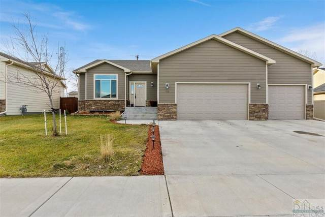710 Winter Green Drive, Billings, MT 59105 (MLS #313440) :: Search Billings Real Estate Group