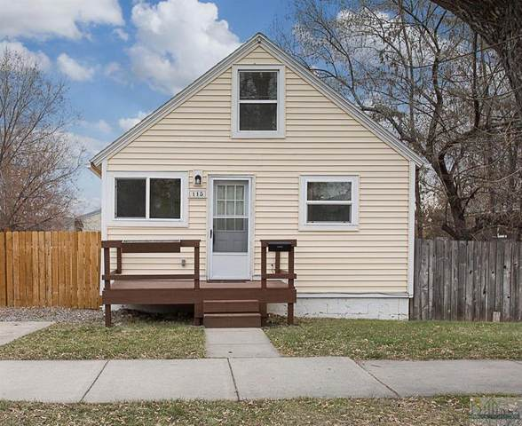 115 Jefferson Street, Billings, MT 59101 (MLS #313441) :: Search Billings Real Estate Group