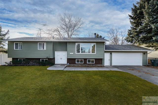 179 Erickson Court S, Billings, MT 59105 (MLS #313456) :: Search Billings Real Estate Group