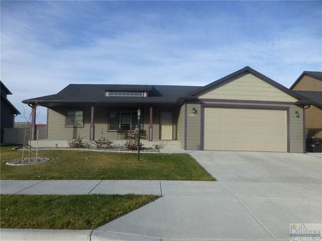 5615 Mountain Front Ave, Billings, MT 59106 (MLS #313496) :: Search Billings Real Estate Group