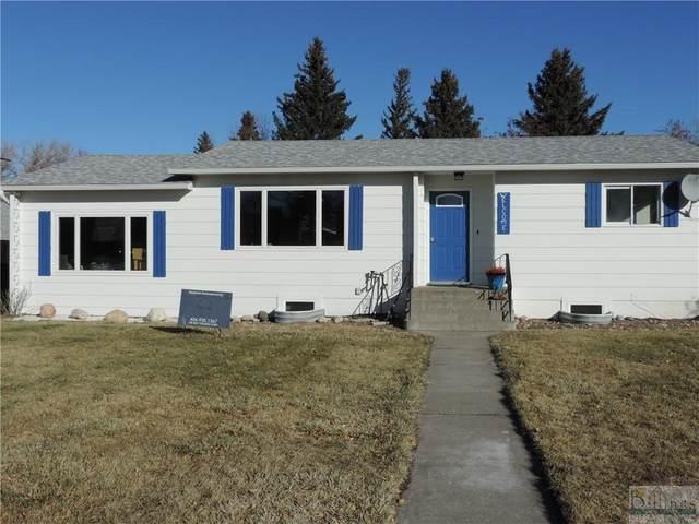 805 Hooper, Big Timber, MT 59011 (MLS #313507) :: Search Billings Real Estate Group