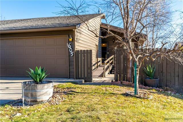 605 S 22ND STREET WEST, Billings, MT 59102 (MLS #313537) :: The Ashley Delp Team