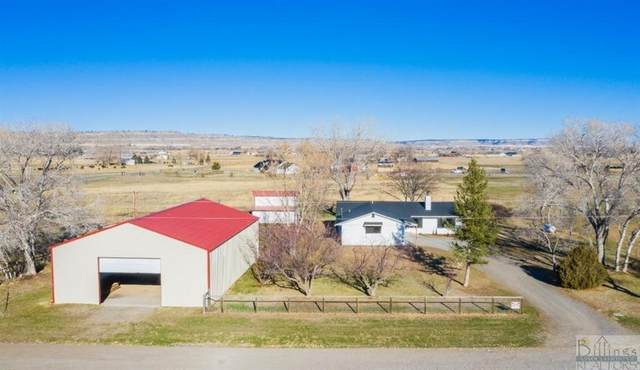 7 Yellowstone Meadow Road, Park City, MT 59063 (MLS #313557) :: The Ashley Delp Team
