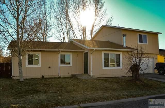 3332 Barley Circle, Billings, MT 59102 (MLS #313559) :: Search Billings Real Estate Group