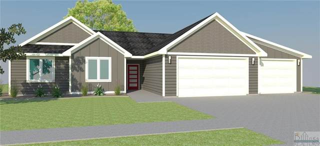 2229 Gleneagles Boulevard, Billings, MT 59105 (MLS #313606) :: MK Realty