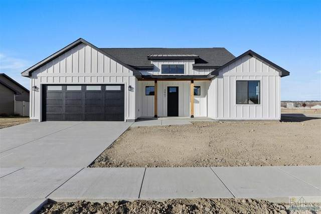 3407 Tahoe Drive, Billings, MT 59102 (MLS #314616) :: The Ashley Delp Team