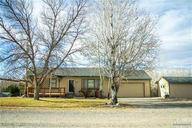1036 Spotted Jack Loop E, Billings, MT 59101 (MLS #314624) :: The Ashley Delp Team